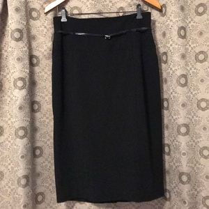 Worthington size 10 high waisted pencil skirt